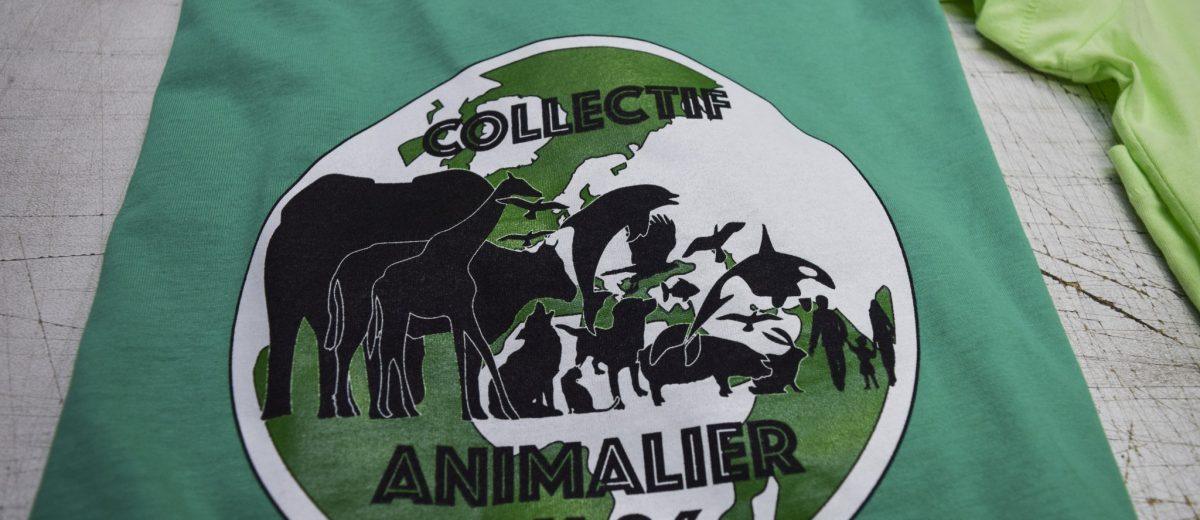 T-shirt COLLECTIF ANNIMALIER 06