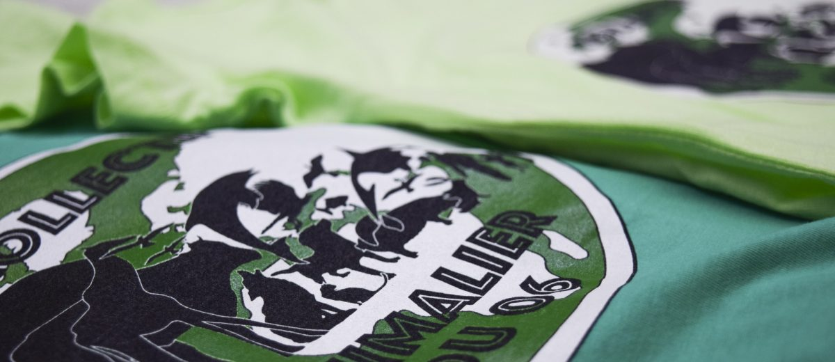 T-shirt COLLECTIF ANNIMALIER 06