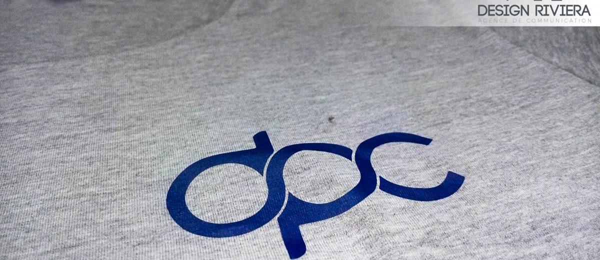 flocage t-shirts dpc