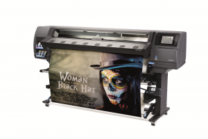 L'imprimante HP Latex 260 IMPRESSION GRAND FORMAT NICE DESIGN RIVIERA